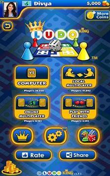 Game Tips Ludo King Free poster
