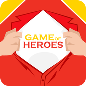 Hero Foundation:Game of Heroes icon