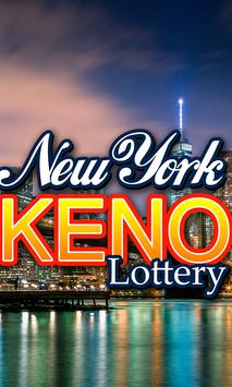 New York Keno Games - Lucky Numbers Game poster