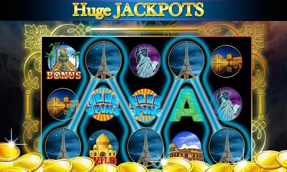 Phantomania Slots - Titan Vegas Casino Jackpot screenshot 2