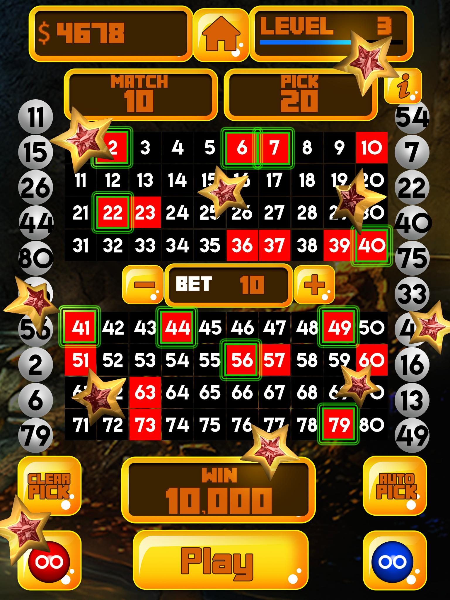 The Pirate Kings Lucky Numbers Keno Games for Android - APK Download