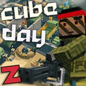 Cube Day Zombie icon