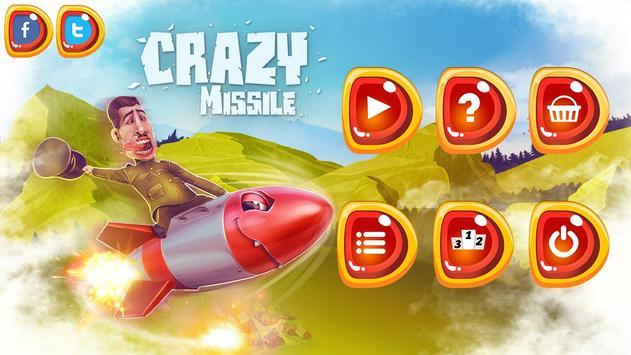 Crazy Missile poster