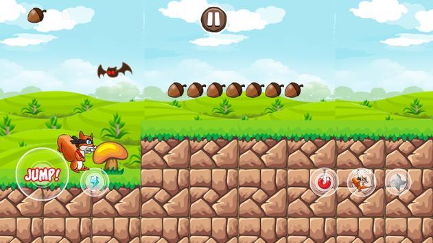 Squirrel Ninja apk screenshot