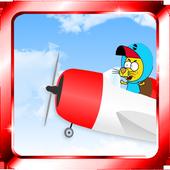 Kral Pilot Şakir Oyunu icon
