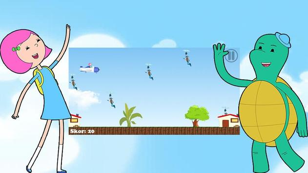 İbi Uçak Oyunu poster
