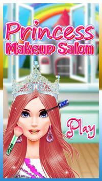 Princess Makeup Salon-Fashion screenshot 3