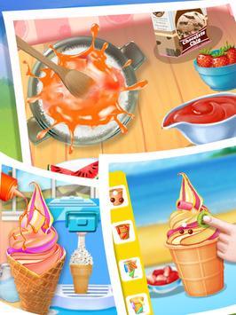 Cooking Ice Cream Maker Cone apk screenshot