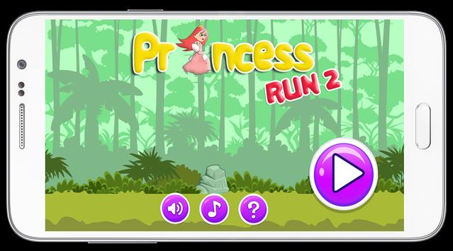 Princess Run 2 poster