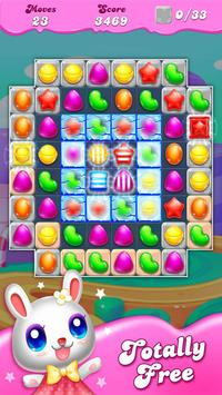 Candy Matching Sweet best Free match 3 puzzle poster