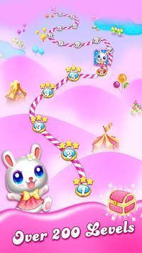 Candy Matching Sweet best Free match 3 puzzle apk screenshot