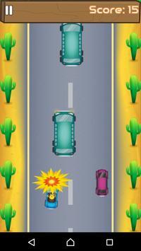 Desert Car Racing screenshot 4