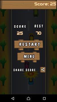 Desert Car Racing screenshot 8