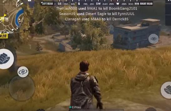 Guide RULES OF SURVIVAL apk screenshot