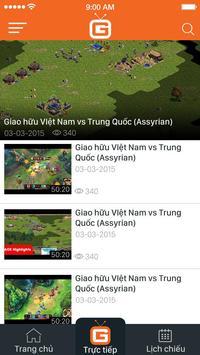 GameTV screenshot 1