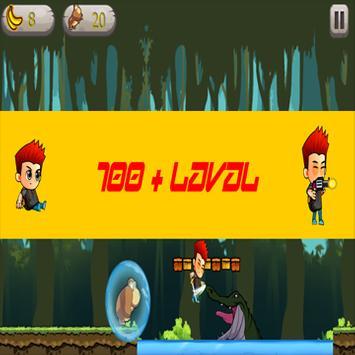 Konge Maro Run apk screenshot