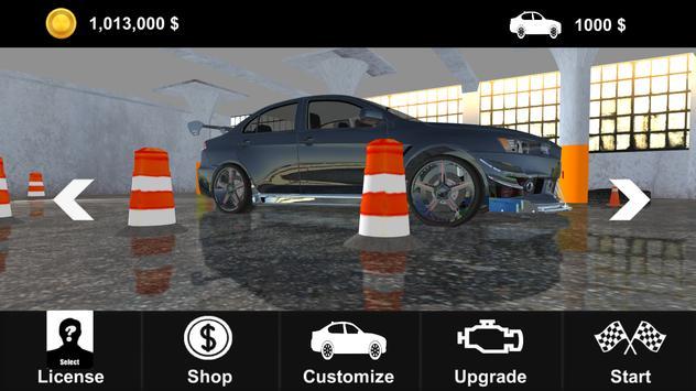 Evo Parking 2017 Modern System apk screenshot