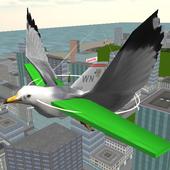 Jet Birds Flying Simulator 3D icon