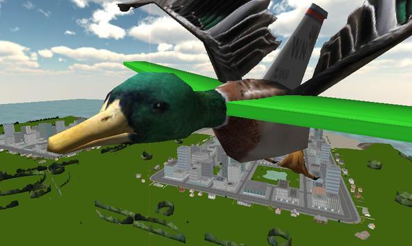 Jet Birds Flying Simulator 3D poster