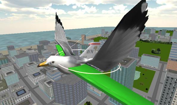 Jet Birds Flying Simulator 3D apk screenshot