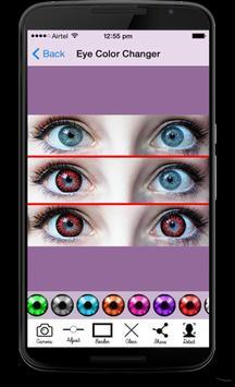 Eye Color Changer screenshot 2
