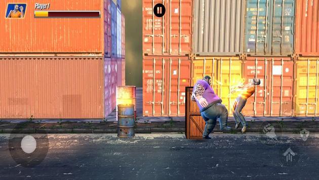Street Hero Fighting- Vice City Gang Kick Boxer screenshot 4