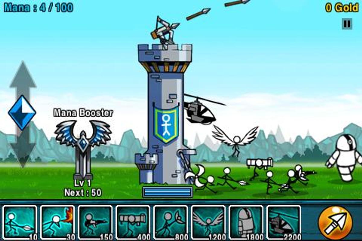 Cartoon Wars 2 Game Free Download For PC (Windows & Mac) - IOS