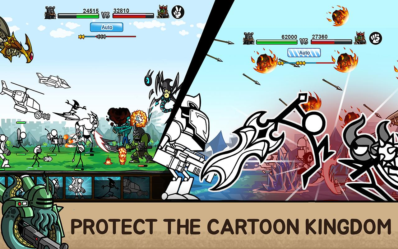 Cartoon Wars 3 Apk 2 0 8 Download For Android Download Cartoon Wars 3 Apk Latest Version Apkfab Com