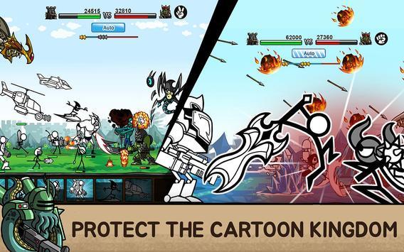 Cartoon Wars 3 screenshot 9