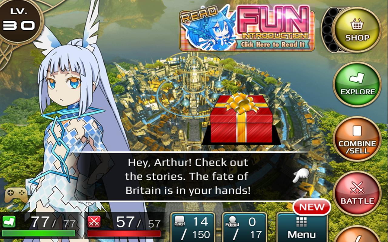Million Arthur APK Download - Free Role Playing game for ...