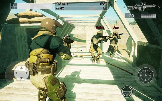 Afterpulse apk screenshot