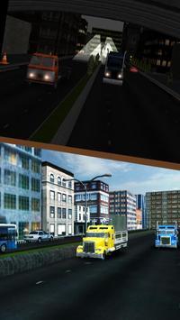 Modern Truck Delivery apk screenshot