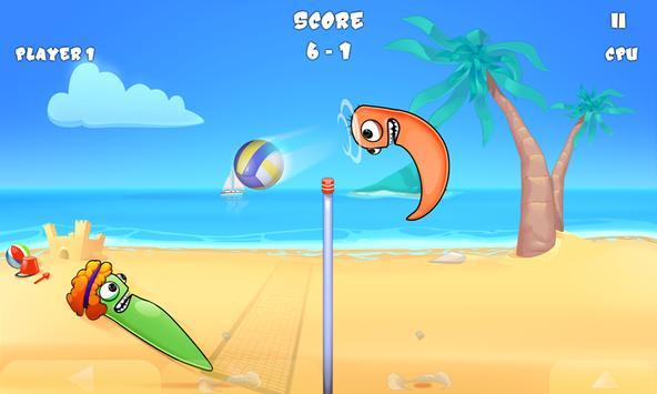 Volleyball Hangout screenshot 1