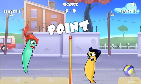 Volleyball Hangout screenshot 4