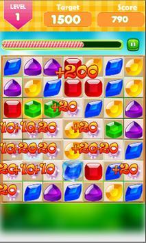 Jewels Quest Match 3 screenshot 3