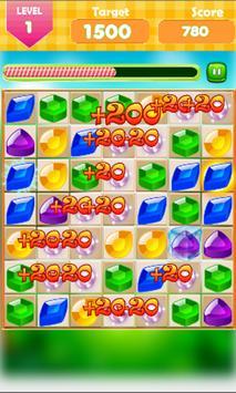 Jewels Quest Match 3 screenshot 2