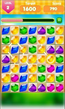 Jewels Quest Match 3 screenshot 4