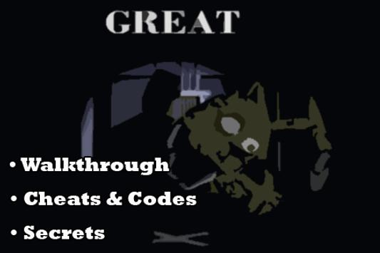 Guide for Five Nights Freddy 4 poster