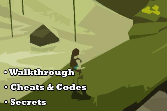 Guide for Lara Croft GO poster