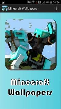 Pix Wallpapers for Minecraft poster