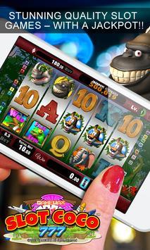 SLOT COCO - Slot Machines poster