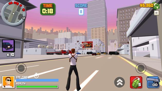 Epic Gangsters War Reloaded screenshot 3