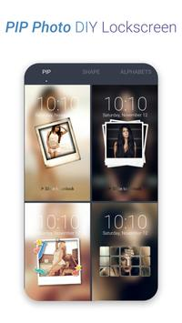 HD Phone 8 i Lock Screen OS11 & OS10 Style screenshot 2