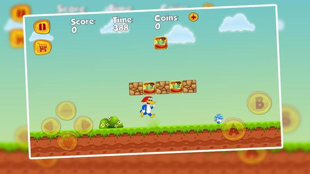 Woody Super Woodpecker Adventure screenshot 1