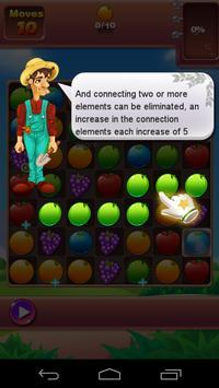 Crazy Fruit Gather apk screenshot