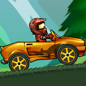 Up hill Car Racing icon