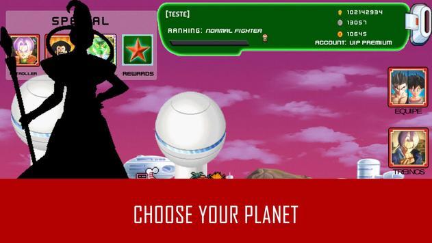 Saiyan World imagem de tela 19
