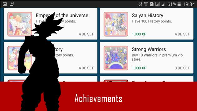Saiyan World imagem de tela 7