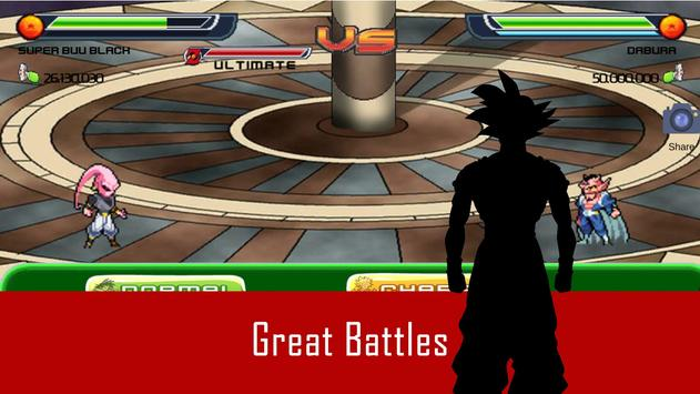 Saiyan World imagem de tela 9