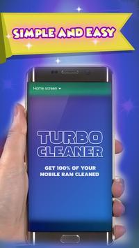 Ram Cleaner Speed Turbo screenshot 2